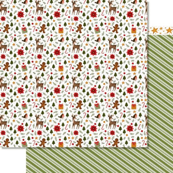 Papel-Scrapbook-Natal-Litoarte-305x305cm-SDN-151-Estampa-Natalina-e-Listras