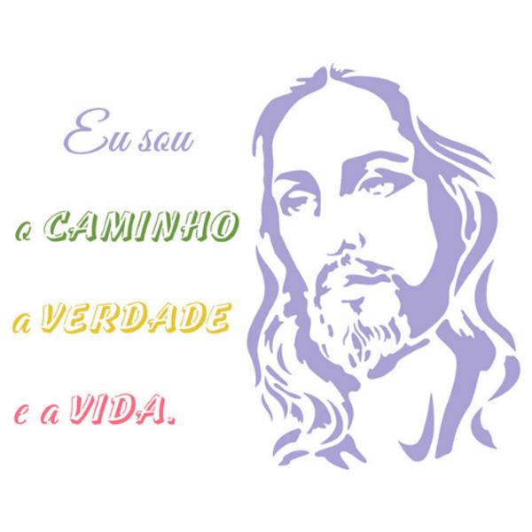 Stencil-Natal-Litoarte-20x25cm-STRN-017-Jesus-Cristo