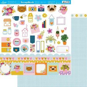 Papel-Scrapbook-Litoarte-305x305cm-SD-1201-Dias-Melhores-Recortes