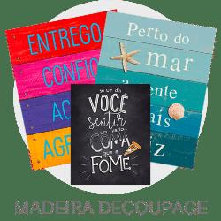 Madeira Decoupage